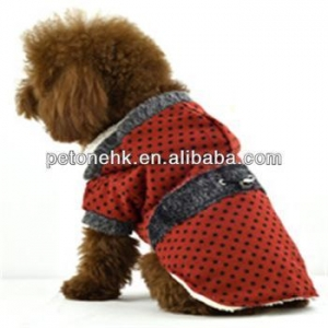 China pretty puppy fashion dog clothes PC 1298 on sale