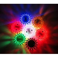 6 LED Rechargeable LED Flare