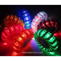 9 Pattern Rechargeable LED Flashlight