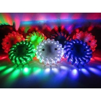 6 Pack Rechargeable Led Power Flares