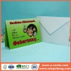 China Handmade Card Best Selling High Quality Customized Handmade Holidday Party Invitation Cards for sale