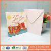 China Handmade Card New CMYK Printing Customized Beautiful Handmade Greeting Invitation Cards for sale