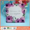 China Handmade Card Wholesale Reliable 4C Printing Fancy Special Handmade Engagement Geeting Cards for sale