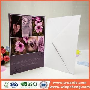 China Handmade Card Hot Beautiful Creative Beautiful Handmade Birthday Cards For Women on sale