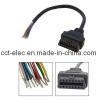 China Obdii Cable for FIAT 3pin on sale