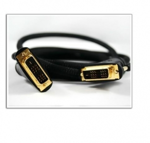 China Highe Speed DVI monitor Cable 18+1 single link on sale