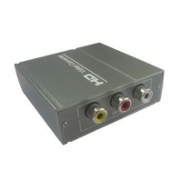 China AV to HDMI+ audio Converter on sale