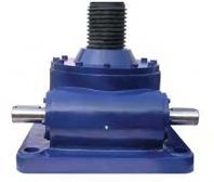 China Worm Gears Screw Jack on sale