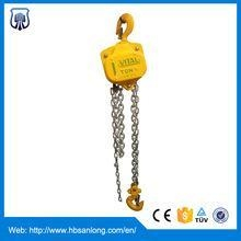 China 0.5 ton VITAL manual hoist lift on sale