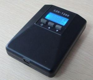 China CZH-T200 0.2W Portable Mini FM Transmitter radio braodcast Stereo/Mono on sale