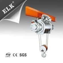 China 5T Electric wire rope hoist on sale
