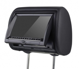 China 9 HD LED Headrest Monitor with Slot in DVD Player Pillow on sale