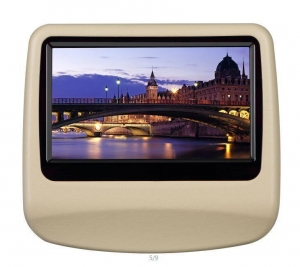 China 9 Inch High Quality Headrest DVD Monitor Car Touch Monitor on sale