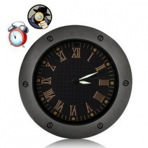 China High Definition Spy Camera Clock with Motion Detection on sale