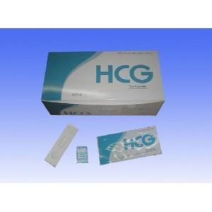 China HCG test kit on sale