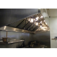China Restaurant Hood and Duct Pressure Washing on sale
