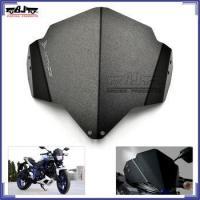 BJ-WS-MT03-15 Motorcycle Body Windshield Windscreen bike Wind Screen for Yamaha MT03 2015-2016