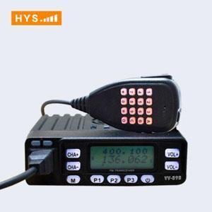 China Mobile Radio Dual Display Mini FM Radio Transceiver TC-898UV on sale