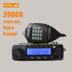 China Single Band Mobile Radio Transceiver, VHF UHF TC-135 on sale