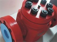 China Oil Drilling & Wellhead Systems API 6A Check Valve & Plug Valve on sale