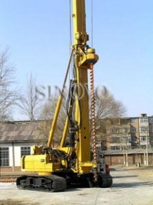 China Piling Rig Hydraulic Piling Rig on sale