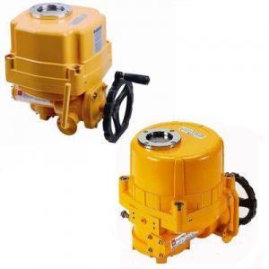 China Quarter-turn electric actuators on sale