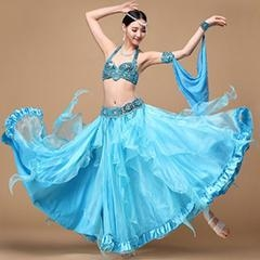 China New Arrival Professional Belly Dance Performance Costume,Sexy Bellydance Costume on sale