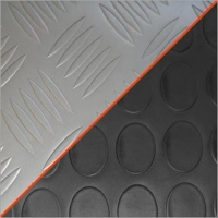 Robust Antiskid / Embossed PVC Flooring