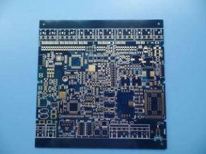 China Four Layer Controlled Impedance Pcb Printed Circuit Board Manufacturing Tg 135 on sale