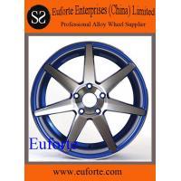 """SC9175/ 18"""" and 20"""" gun metal machine face replica vossen aluminum alloy wheels Custom wheels"""