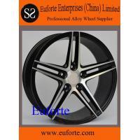 "SM580/ 16"" 17"" 18"" 19"" and 20"" black machine face replica vossen wheel rims Custom wheels"