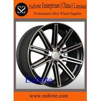 "SM569/ 17"" and 20"" black machine face replica vossen wheel rims Custom wheels"