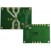 High Frequency Rogers Fr4 Mix Stack up Multilayer PCB