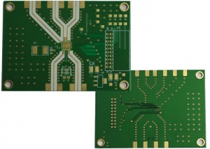 China High Frequency Rogers Fr4 Mix Stack up Multilayer PCB on sale