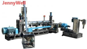 China Double Stage Pellletizing Line on sale