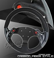 China Accessories Pilot Carbon Fiber Racing Steering Wheel on sale