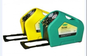 China Portable refrigerant recovery machine on sale