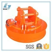 China Lifting Electromagnet Safe Electric Lifting Magnet for Install Excavator on sale