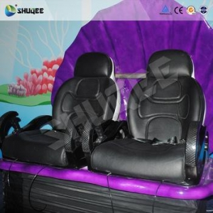 China Top Quality 4D Motion Cinema Seat Made with Leather on sale