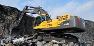 China Volvo Ec240b Fx Ec240bfx Excavator Workshop Service Repair Manual on sale