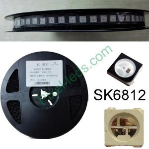 China LED Stage Lights New SK6812 inbuilt Pixel LED 5050 lamp on sale