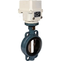 China D971X5 / 971X5 Electric Operated Butterfly Valves on sale