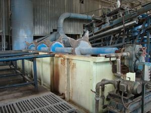 China Manufacturing Pipe Galvanizing Plant on sale