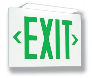 China LED Exit Signs TL Die-Cast wholesale