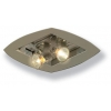 China Emergency Lighting Mini Genie Compact Fully Recessed for sale