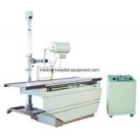 100mA Fluoroscopy and Radiography Medical Xray Equipment (Rotating Anode) MCX-DC100R