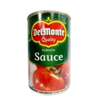 vegetable can Tomato Sauce Del Monte USA