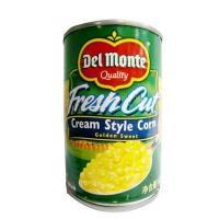 vegetable can Cream Style Corn Del Monte