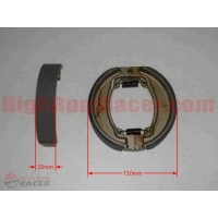 Chinese ATV Parts Rear Brake Shoes 05 Kazuma Falcon 110 ATVs