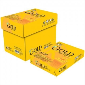 China Gold A4 Copy Paper 80Gsm on sale